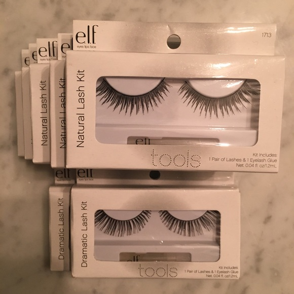 Elf Makeup Eyelash Kits Poshmark